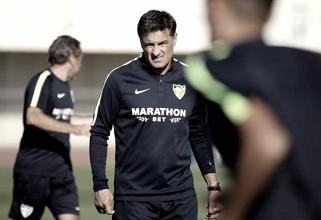 """Michel: """"Respeto mucho la Copa y nos puede servir para entrar en dinámica psitiva"""""""