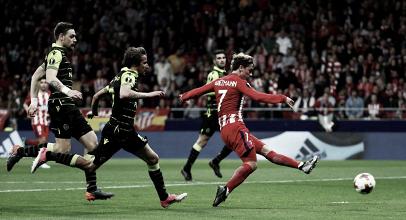 11 друзей Симеоне: Атлетико победил в первом четвертьфинале