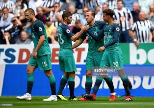 Newcastle United 1-2 Tottenham Hotspur: Alli stars as Spurs down Newcastle