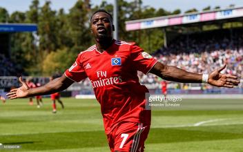SV Sandhausen 0-3 Hamburger SV: HSV pick up first win in second tier