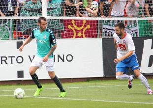 Racing de Santander - Rayo Majadahonda en vivo y en directo online playoffs 2017