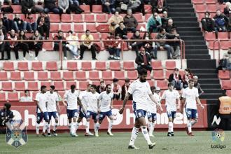 Gimnàstic de Tarragona - Tenerife: puntuaciones del Tenerife, jornada 29 de LaLiga 1|2|3
