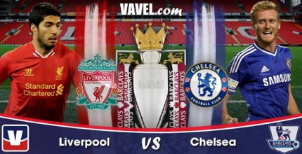 Live Premier League : le match Liverpool - Chelsea en direct