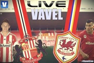 Sunderland - Cardiff City Live Score Commentary of EPL 2014