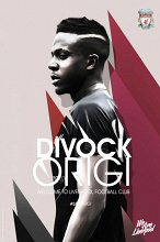 Divock Origi, le Reds lillois