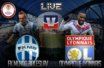 Live Mlada Boleslav - Olympique Lyonnais