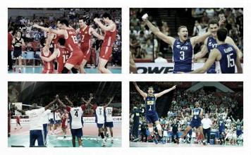 Championnat du monde de volley-ball (groupe F) : Les leaders assurent, Cuba et la Finlande pour l'honneur