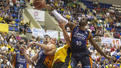 Un Valencia Basket de récord vence al Iberostar en Tenerife