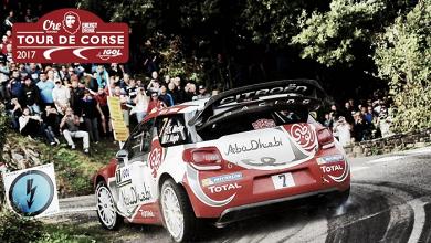 WRC - Tour de Corse, la presentazione