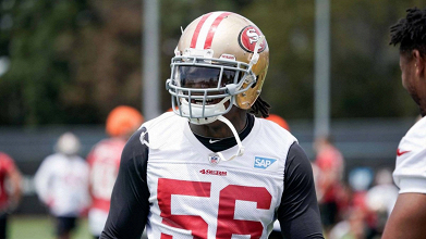 NFL may disciplineReuben Foster following disciplinary action from the court