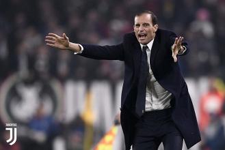 """Juventus-Barcellona 0-0, Allegri: """"Atteggiamento giusto della squadra ma dobbiamo migliorare nel gioco"""""""