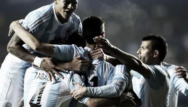 Argentina - Paraguay 6-1