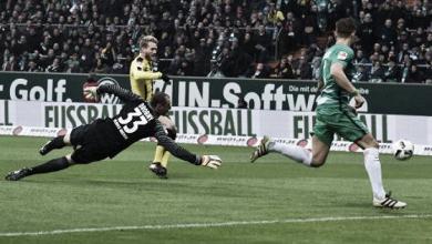 Borussia Dortmund vs Werder Bremen en vivo en Bundesliga 2017 (4-3)