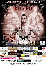 Aitor Nieto luchará por el título europeo en Oviedo