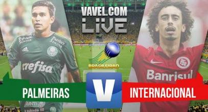 Resultado Palmeiras x Internacional na Copa do Brasil (1-0)