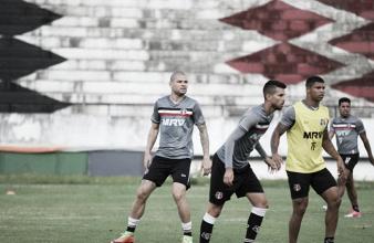 Com reforços de Natan e Bileu, Santa Cruz inicia preparação para enfrentar Londrina