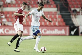 El Real Zaragoza cosecha la primera derrota de la pretemporada debido a la falta de gol