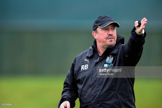 "Rafael Benítez is ""convinced"" Newcastle United will improve as the season goes on"