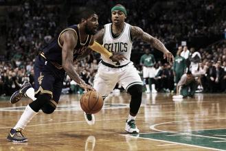 Cavaliers e Celtics entram em acordo e acertam troca de Kyrie Irving por Isaiah Thomas