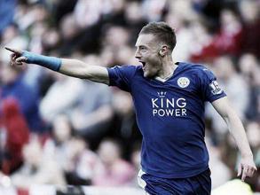 Vardy als Englands Fußballer des Jahres ausgezeichnet