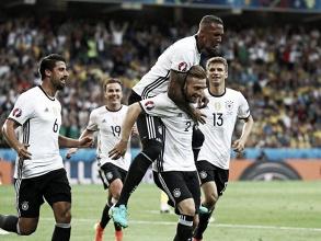 EM 2016 | Deutschland gewinnt Auftaktspiel gegen die Ukraine