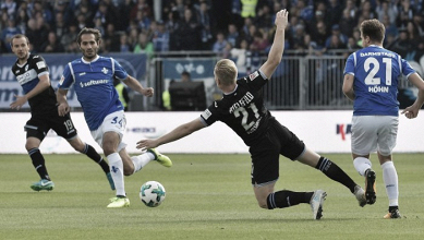 Grosskreutz faz dois, Darmstadt vence Bielefeld e assume vice-liderança da 2. Bundesliga