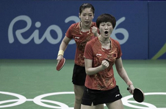 Rio 2016: China cruise to the finals with emphatic victory over Singapore