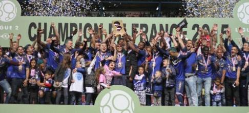 Clap de fin sur la Ligue 2 version 2014-2015