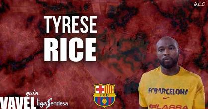 FC Barcelona Lassa 2016/17: Tyrese Rice, una auténtica estrella