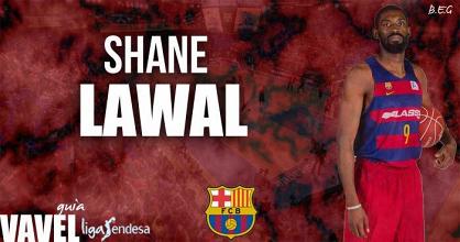 FC Barcelona Lassa 2016/17: Shane Lawal, poderío físico en la enfermería