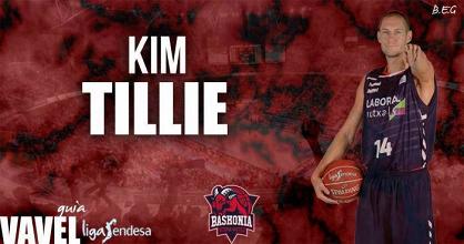 Baskonia 2016/17: Kim Tillie