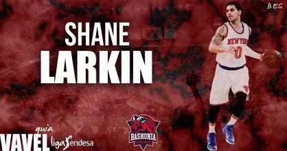 Baskonia 2016/17: Shane Larkin
