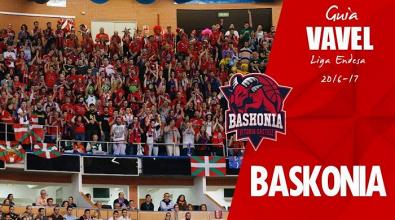 Guía VAVEL Baskonia 2016-17