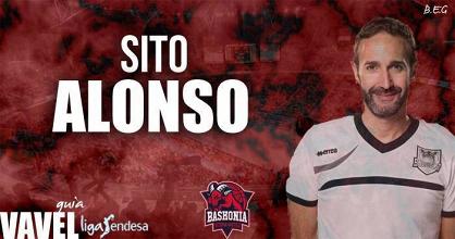 Baskonia 2016/17: Sito Alonso