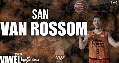 Valencia Basket 2016/17: Sam Van Rossom