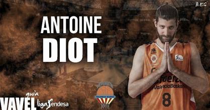 Valencia Basket 2016/17: Antoine Diot