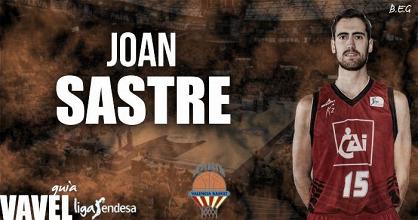 Valencia Basket 2016/17: Joan Sastre