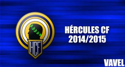 Temporada del Hércules CF 2014-2015, en VAVEL