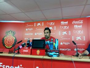 "Juan Rodríguez: ""Un club histórico como el Mallorca se merece estar en primera"""