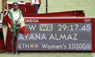 Rio 2016: Almaz Ayana sets world record in 10,000 meters