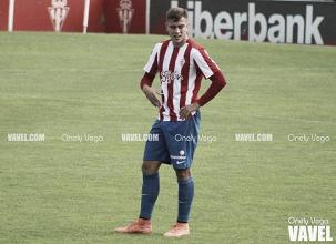 """Juan Rodríguez: """"Poco a poco me siento más cómodo en el lateral derecho"""""""