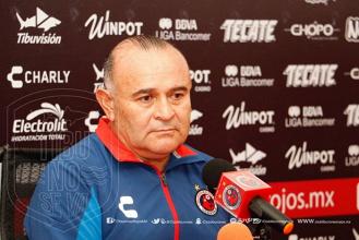 """Juan Antonio Luna: """"El discurso es el mismo, tenemos que ganar"""""""