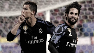 """Cristiano: """"Sabíamos que si metíamos un gol, cerrábamos la eliminatoria"""""""