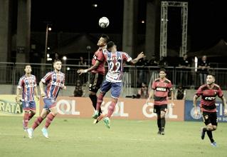 """Magrão lamenta vice da Copa do Nordeste: """"Não fizemos um bom jogo"""""""
