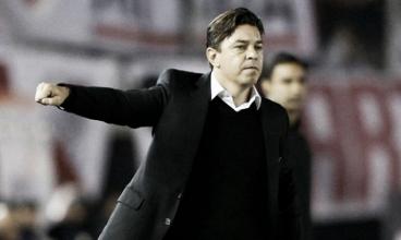 Gallardo: ''El partido fue durísimo''