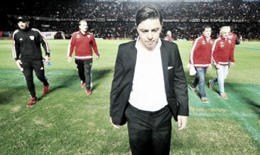 Gallardo: ''Había que ratificar la plaza para la copa del año que viene''