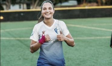 """Deyna Castellanos: """"Es un honor ser nombrada Jugadora del Año"""""""
