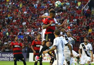 Resultado Sport x Ponte Preta na Copa Sul-Americana 2017 (3-1)
