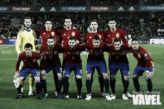 España no jugará en Bilbao tras el rechazo del Parlamento Vasco