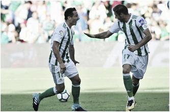 """Joaquín: """"Dar los tres puntos con el campo en pie es indescriptible"""""""